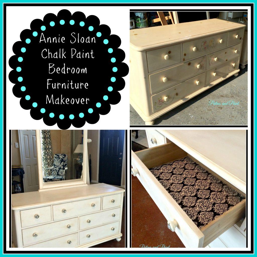 Annie Sloan Chalk Paint Bedroom Furniture Makeover