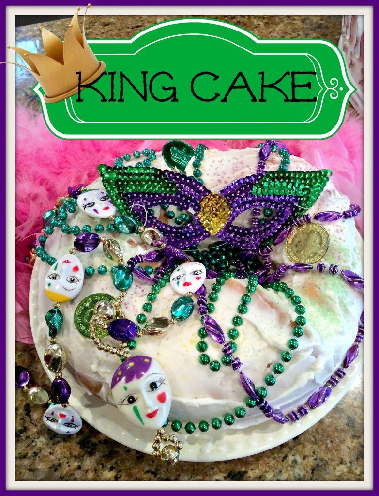 Let Them Eat King Cake