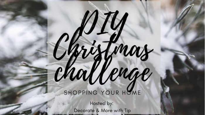 DIY Christmas Challenge graphic