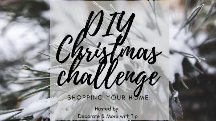 DIY Christmas Challenge graphic