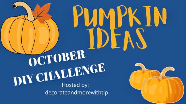 October DIY Challenge