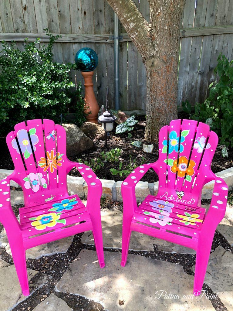 Beep's Adirondack Chairs