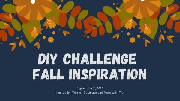 September DIY Challenge