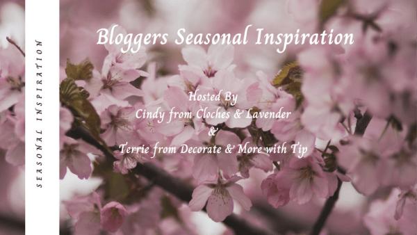 Spring Blog Hop Banner