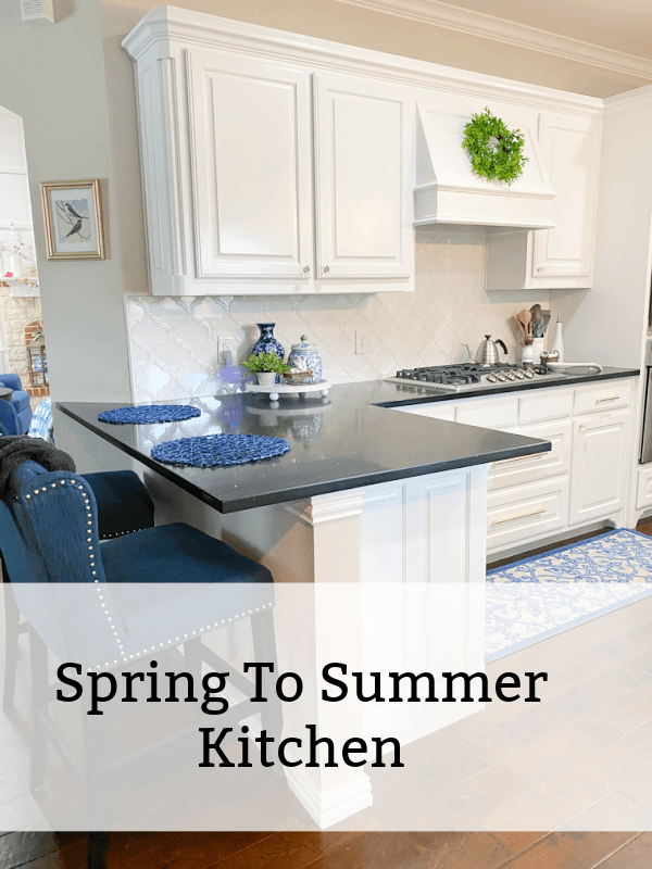 Spring to Summer Kitchen