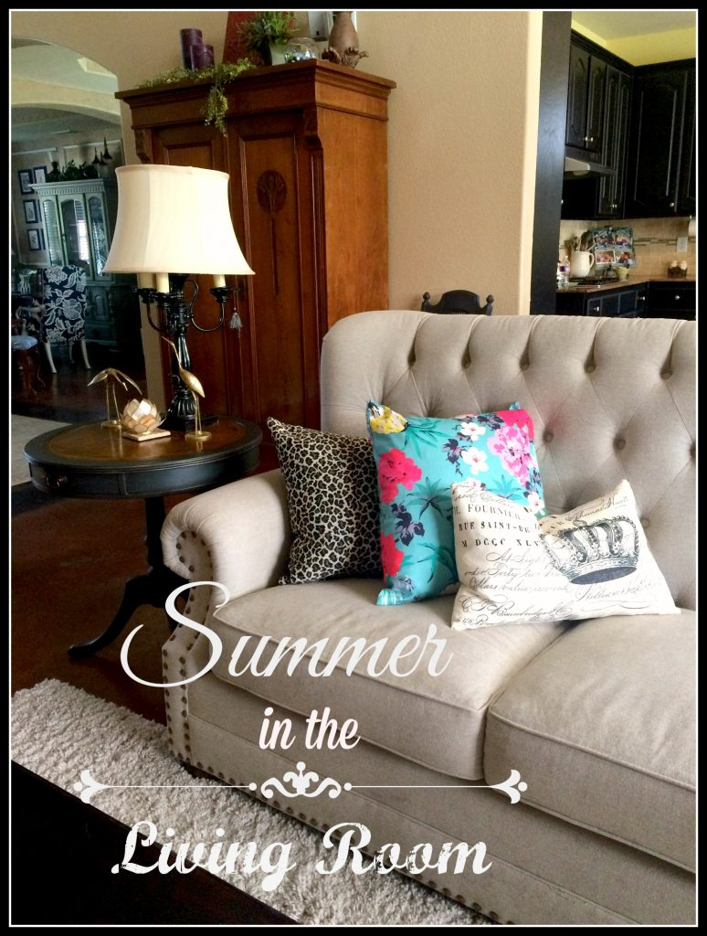 Summer In The Living Room