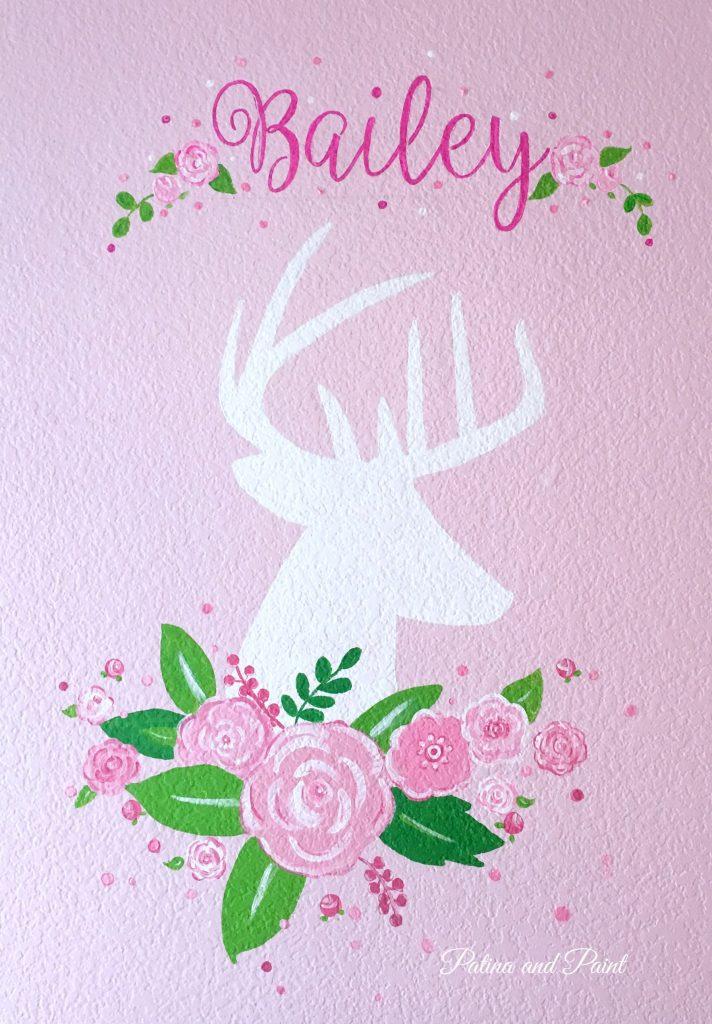 Deer In The Nursery