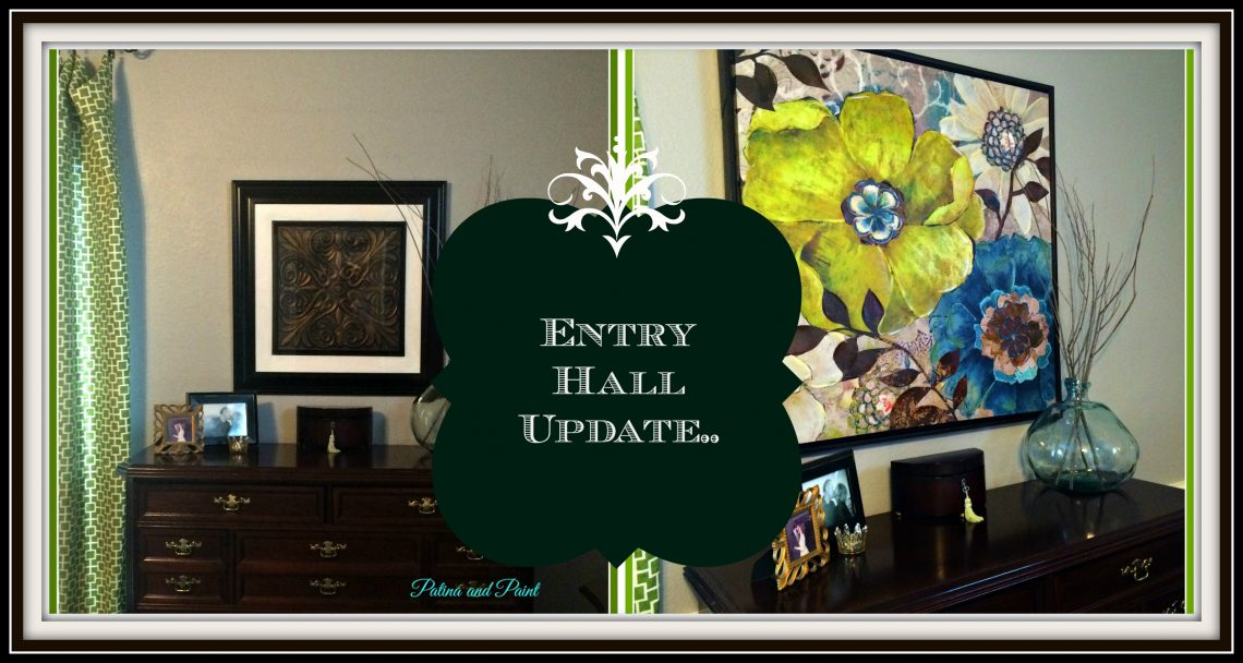 Entry Hall Update