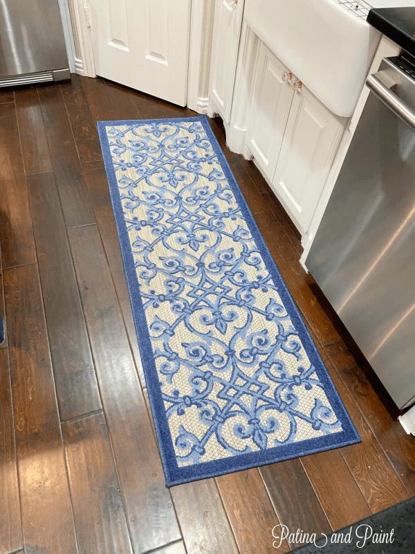 kitchen rug runner