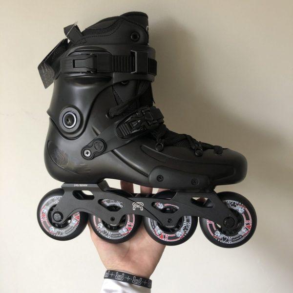 imagen showroom fr skates fr3 80 black