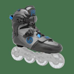 patines fr skates sl seven blue grey