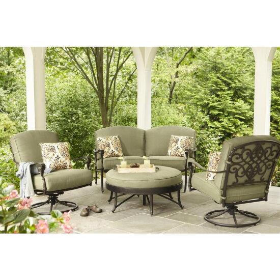 edington collection patio furniture