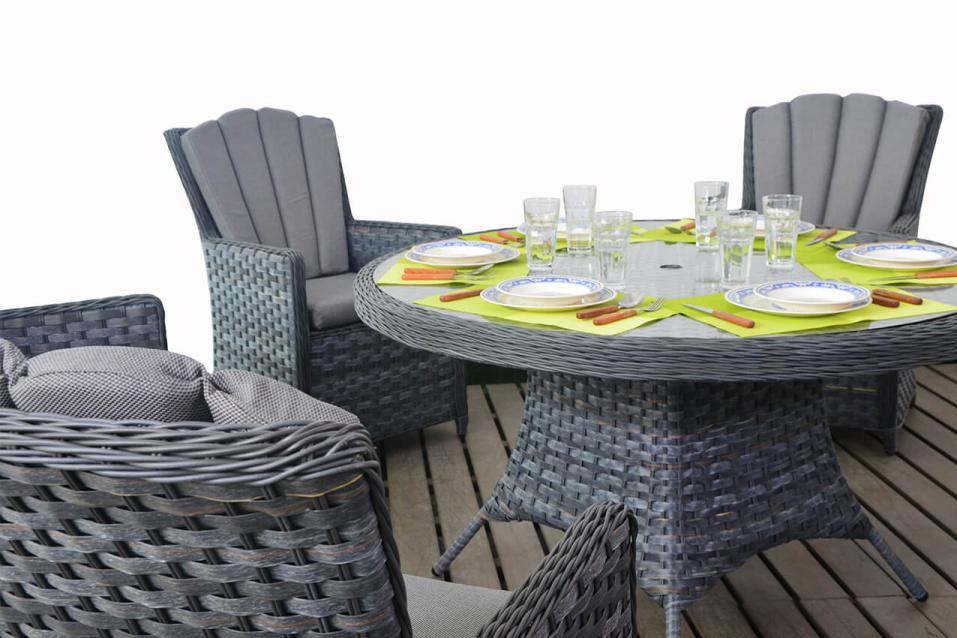 Patio Table And Umbrella Sets