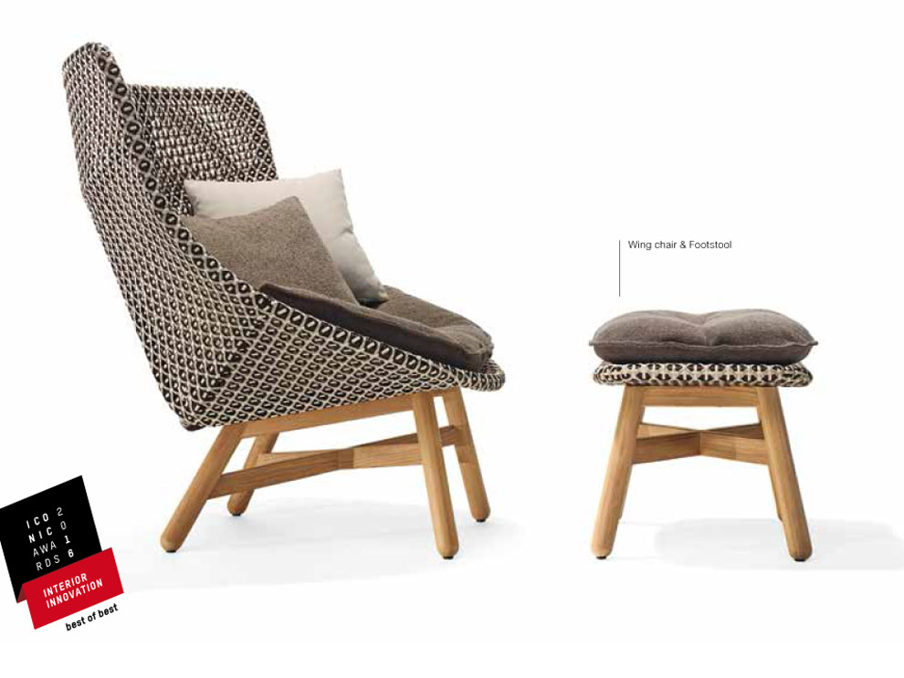 Patio Things Dedon Receives Best Of The Best Awards From Interiors Magazine