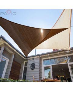 sun shade sail permeable strengthen