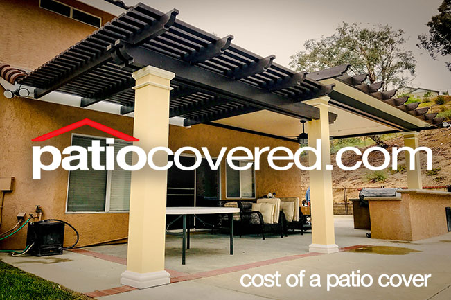 How Much Do Patio Covers Cost Patio Covered