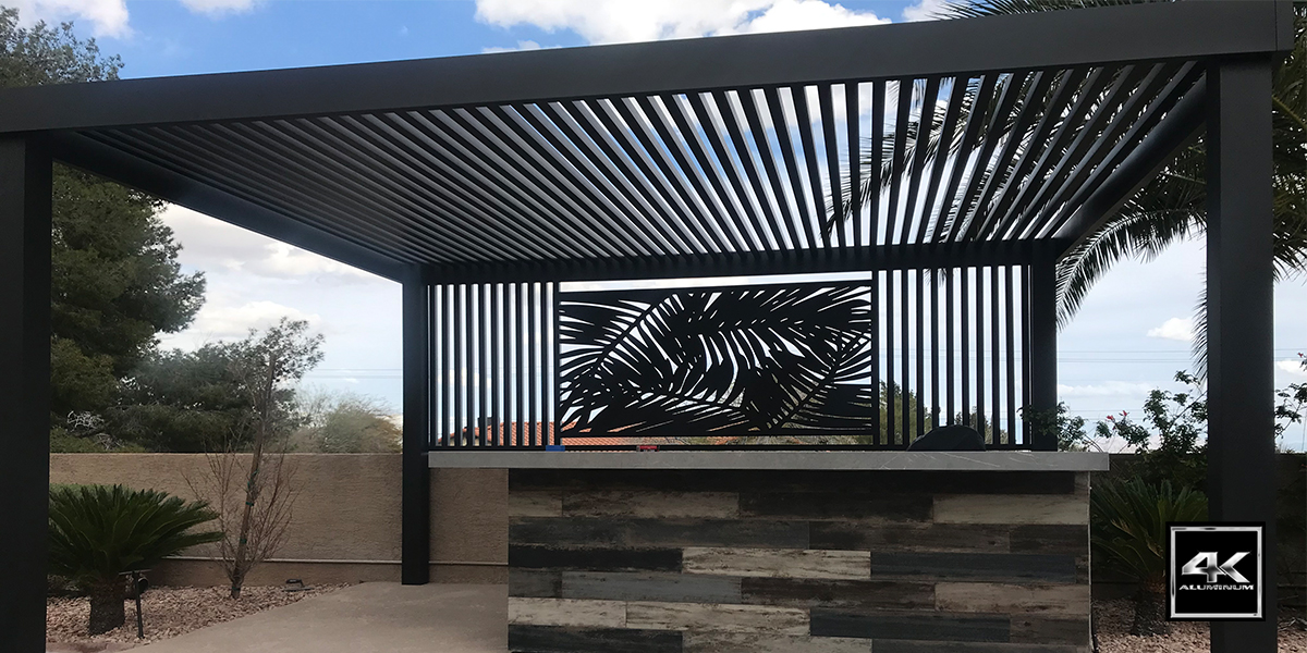 4k aluminum patio covers not the old
