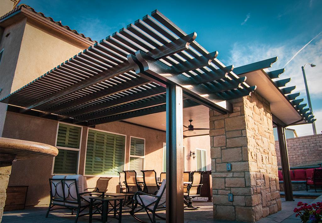 diy alumawood patio cover kits patio