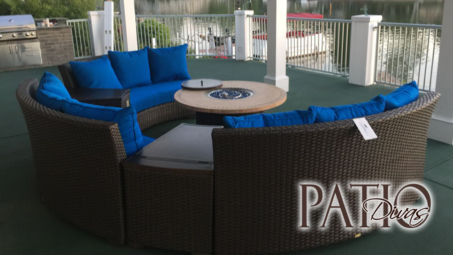 All Weather Wicker Patio Collections
