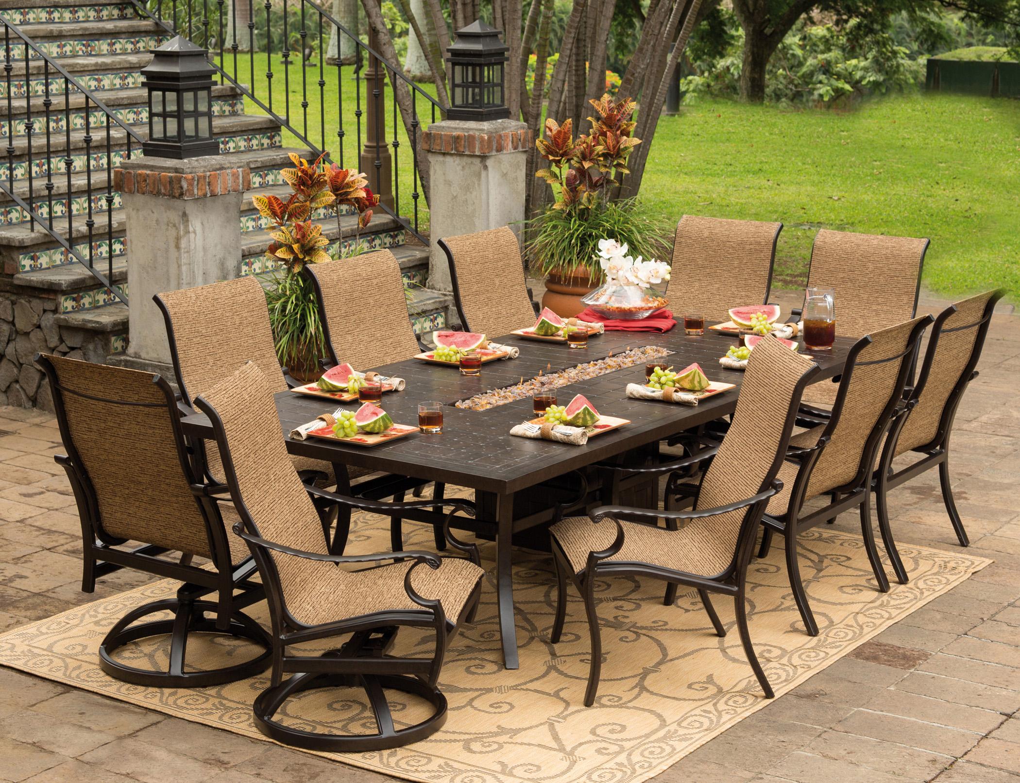 fireside dining patio hearth blog