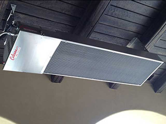wall mounted patio gas heaters radiant heat
