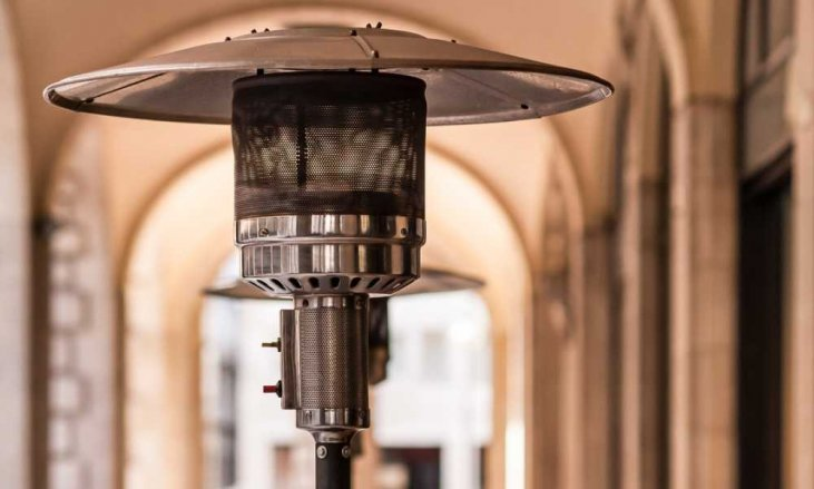 are patio heaters safe to use heating