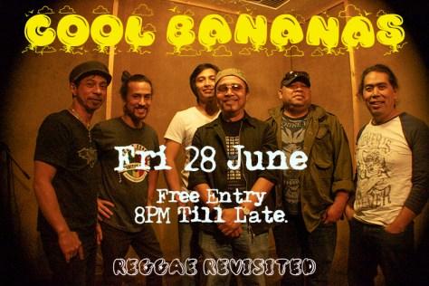 Cool BananasPOSTER 28Jun