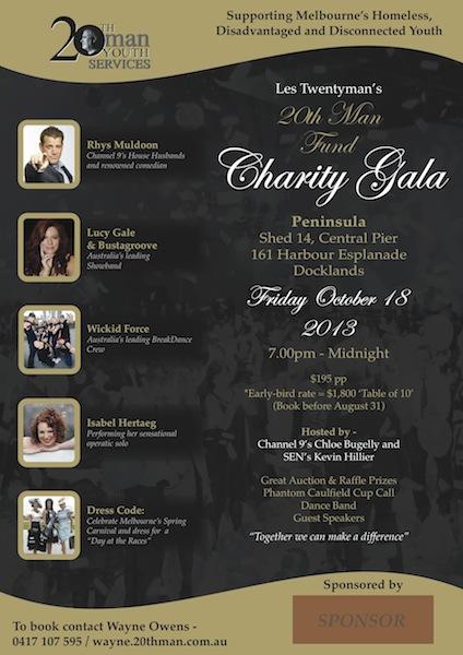 ***2013 Gala Flyer