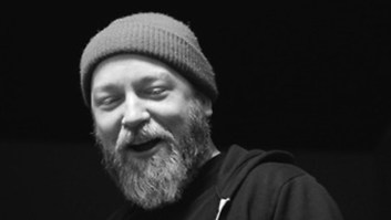 Kyle Kinane  performing at the Victoria Hotel in Collins St from 28 March - 6 April.