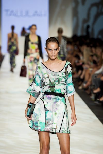 Day 4 at the VAMFF Featured Sydney designers Talulah ,Finders Keepers , Wild Horses and Keepsake