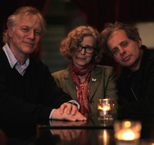 Andrew de Groot, Lynn-Maree Milburn and Richard Lowenstein from Ghost Pictures.
