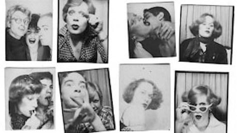 Archival photographs of Peter Vanessa Troy Davies