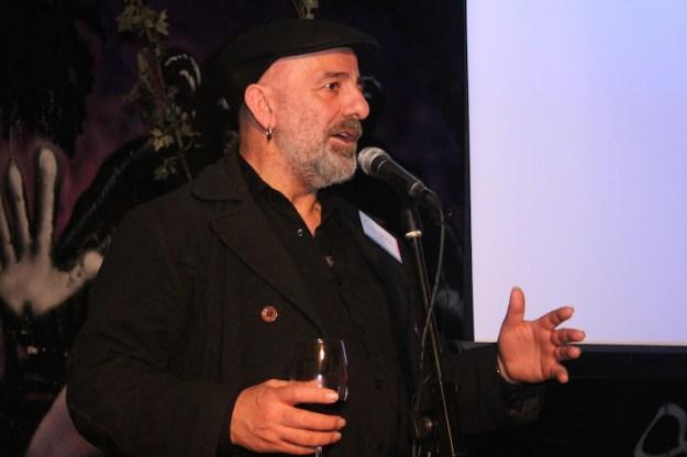 Colonel Pietro Iodice chairman of SKAC in Q & A