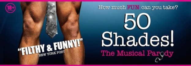 50 Shades of Grey Musical – Alex Theatre review