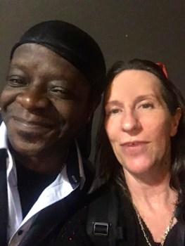 Stephen K Amos & Kerrie Pacholli 2019 MICF