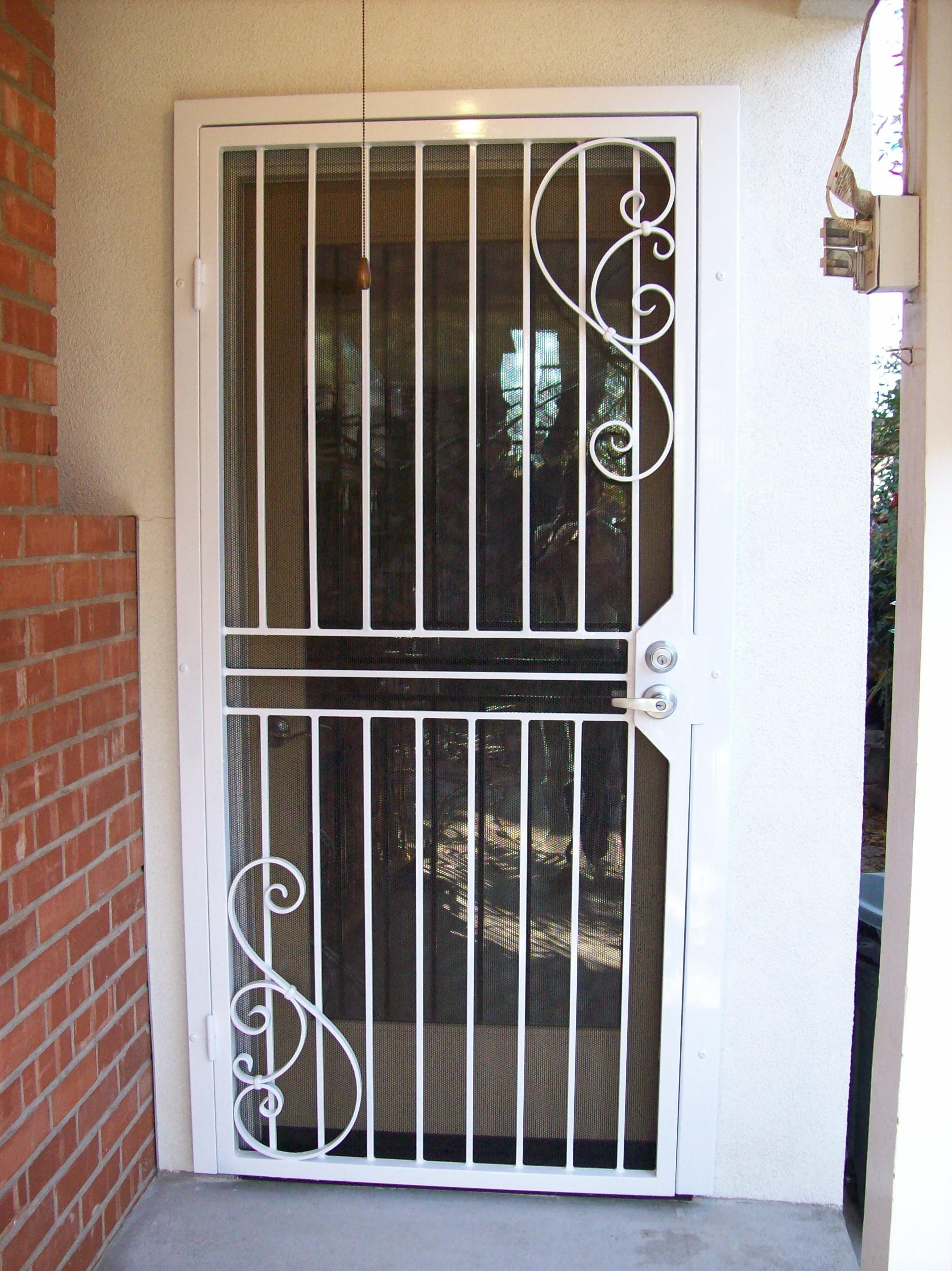Garden Doors And Gates
