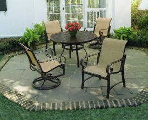 woodard patio slings patio sling site
