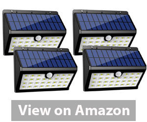 Best Outdoor Solar Lights - InnoGear Upgraded Solar Lights Review