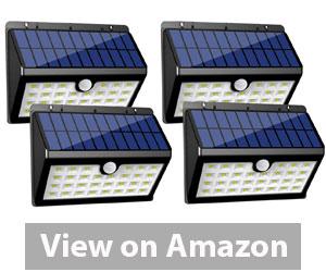 Best Outdoor Solar Lights - InnoGear Upgraded Solar Lights Review