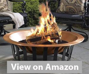 """Best Fire Pit - Titan 40"""" Fire Pit Bowl Review"""