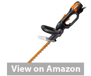Best Hedge Trimmer - WORX WG209 Hedge Trimmer Review