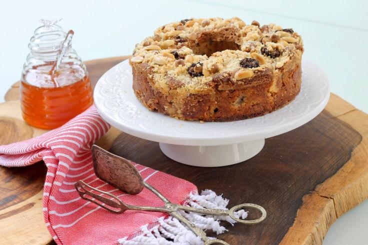 עוגת הדבש של אלביס פרסלי