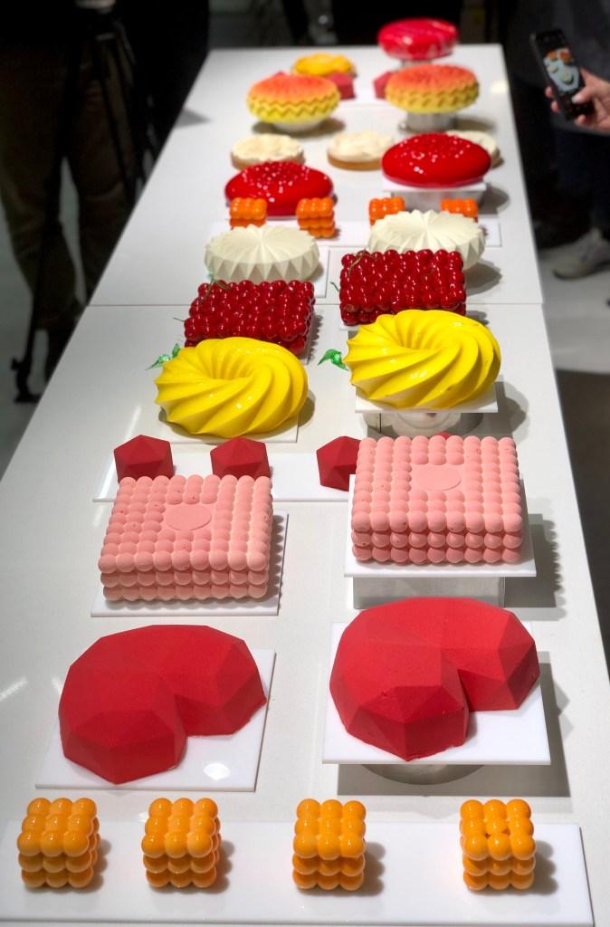 העוגות של דינרה קאסקו