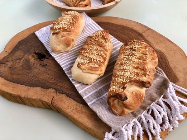 בייגלה ירושלמי במילוי גבינה