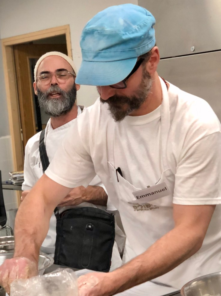 Emmanuel Hadjiandreou ואנומראל עוגן