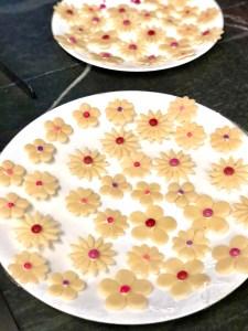 פרחי מרציפן