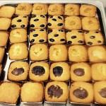 パウンドケーキ焼き上がりの写真