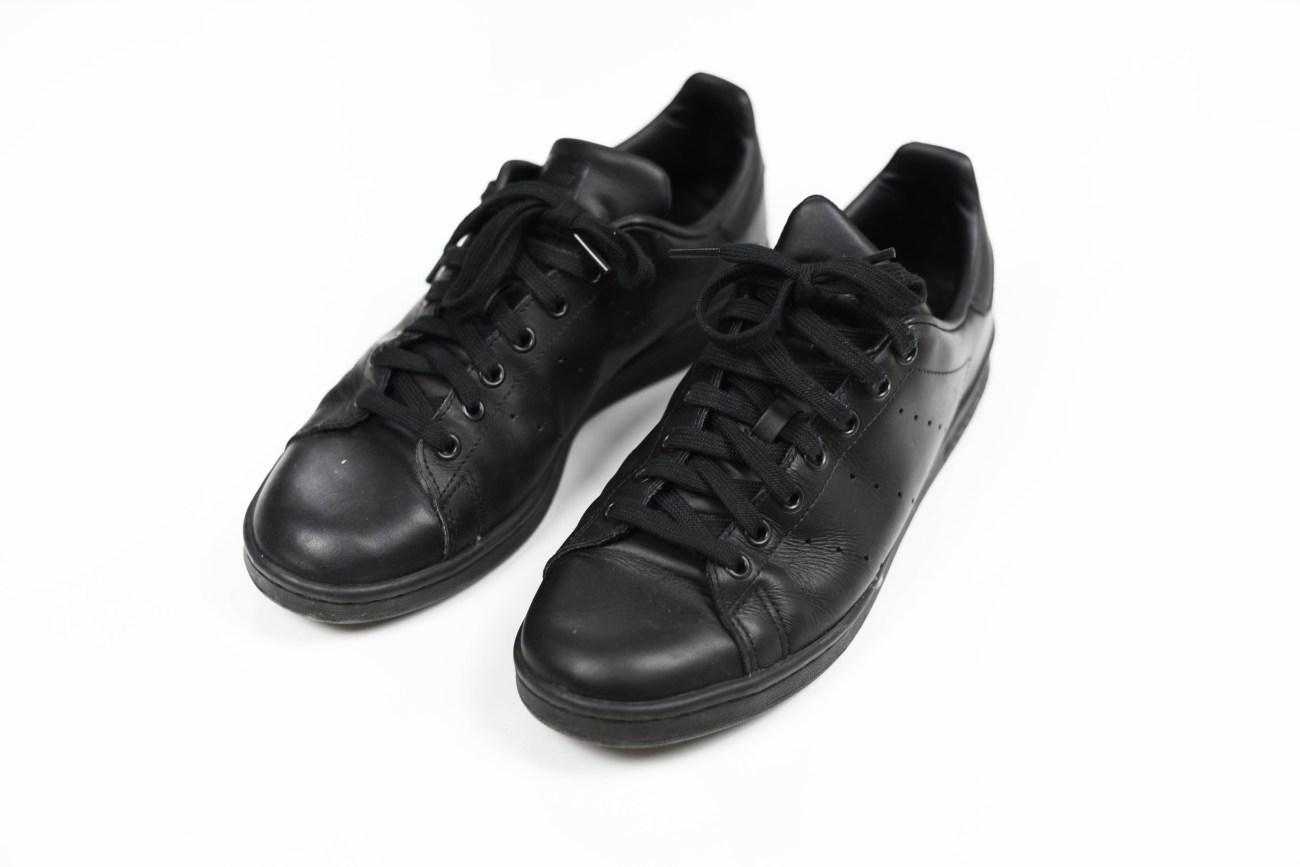 adidas stan smith schwarz