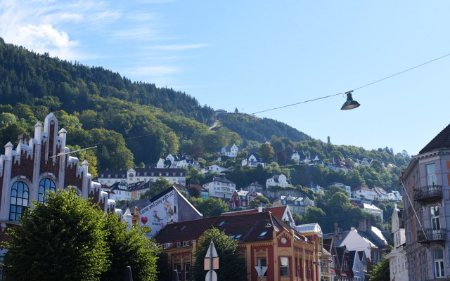A Bergen, Norway Quickstop with Kygo Cloud Nine Festival & Sony Music