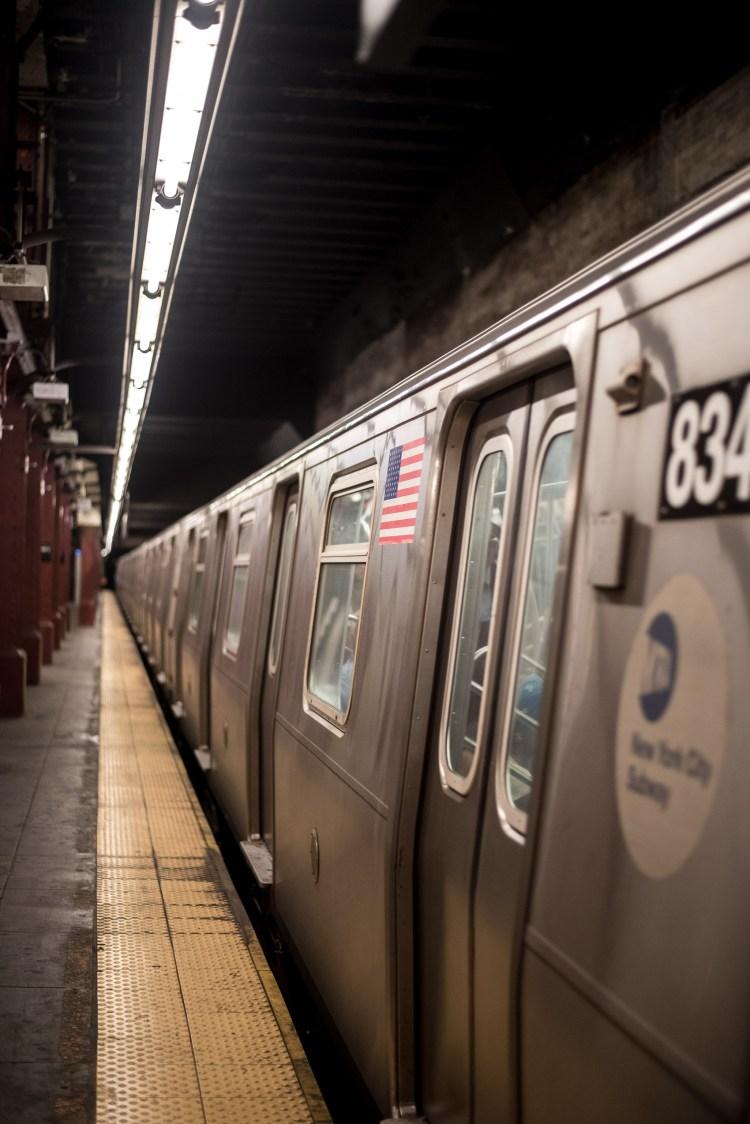 newyork subay metro photography